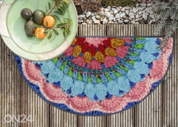 Ovimatto Half Crochet A5-180010