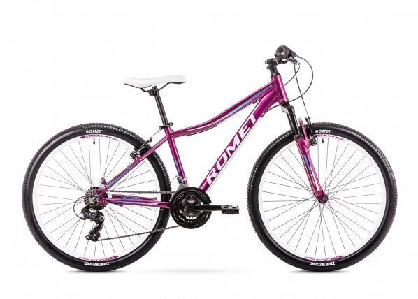 Naisten maastopyörä 17 M Rower ROMET JOLENE 6.0 TC-180460