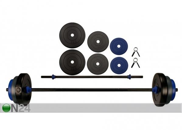 Fitness kangi komplekt 20 kg ON-182119