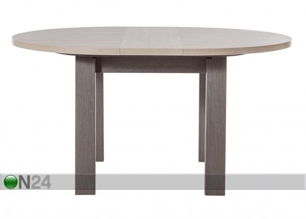 Pikendatav söögilaud Toscane 120/150x120 cm MA-182267