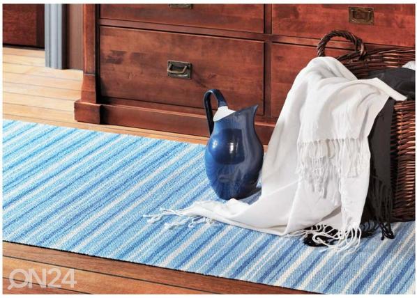Narma muovimatto Hullo blue 130x190 cm NA-183283