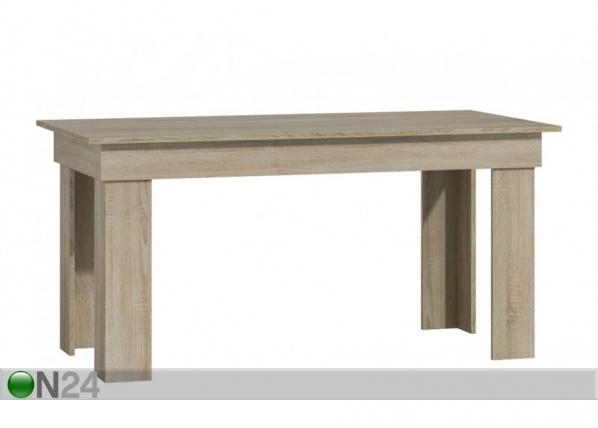 Ruokapöytä 80x160 cm TF-183444