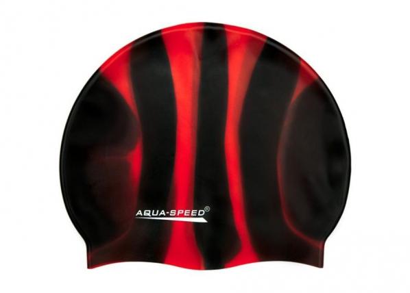 Ujumismüts täiskasvanutele Aqua-Speed Bunt 38 TC-185339