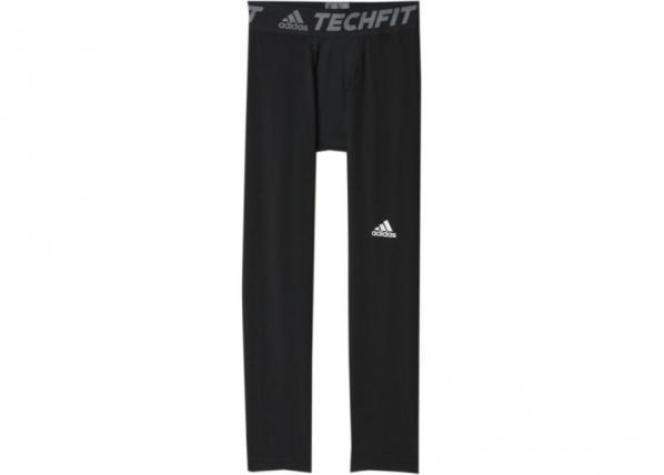 Laste pikad treeningretuusid adidas YB Techfit Tight Junior S93067 TC-185357