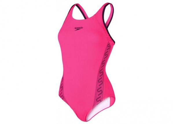 Naiste ujumistrikoo Speedo Monogram Muscleback AF W 8-08733A600 TC-185826