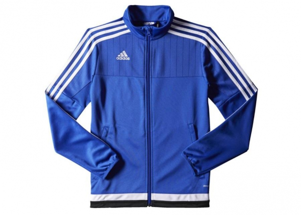 Laste spordi dressipluus adidas Tiro 15 Training Jacket Junior S22329 TC-185947