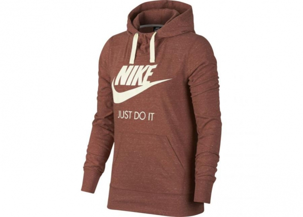 Naiste dressipluus Nike Gym Vintage Hoodie HBR W 914414-252 TC-186227