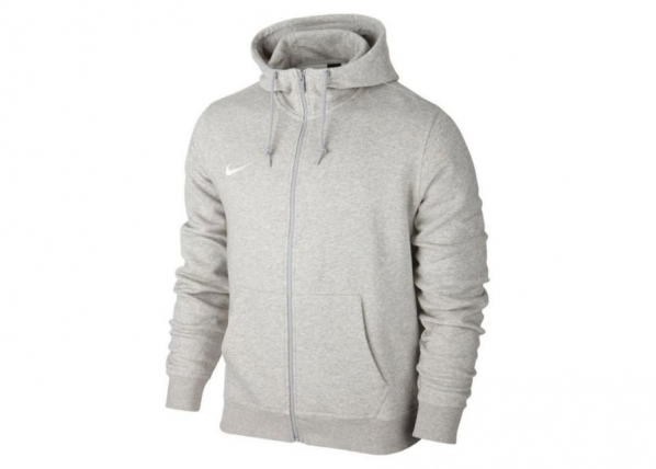 Laste treening dressipluus Nike Team Club FZ Hoody Junior 658499-050 TC-186596