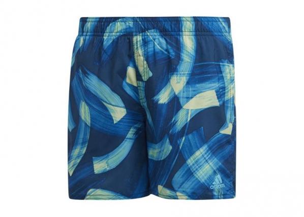 Lühikesed püksid lastele adidas YB PAR SH SL JR DQ3001 TC-186736