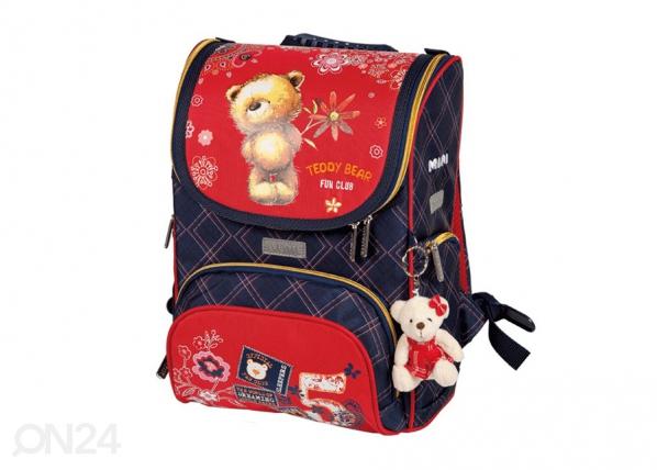 Koulureppu Mini Teddy Bear deVENTE HC-187185
