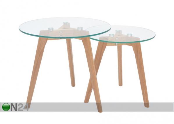 Apupöydät Nordik, 2 kpl AQ-187531