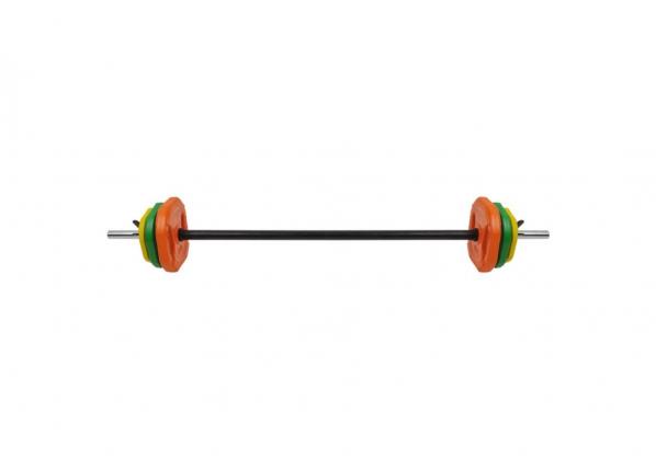 Body pump painonnostosetti 2-20kg 30mm inSPORTline TC-187806