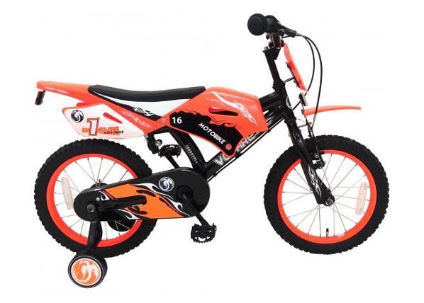 Детский велосипед Motorbike 16 дюймов Volare TC-187921