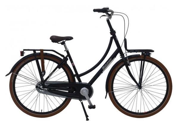 Naisten kaupunkipyörä SALUTONI Excellent Shimano Nexus 3 TC-188022