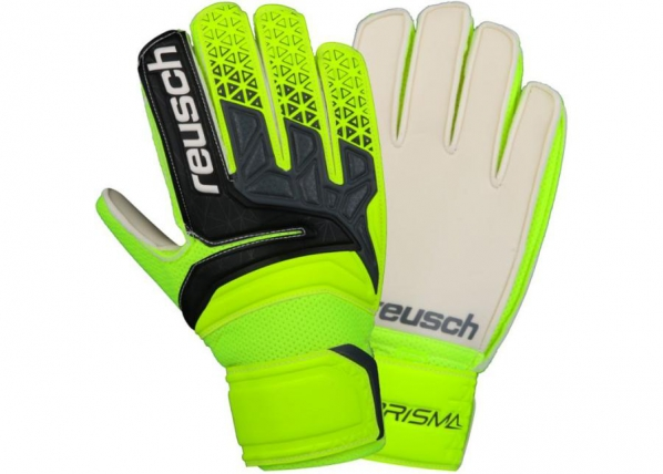 Laste väravavahi kindad Reusch prisma SD Easy Fit Junior 38 72 515 206 TC-188058