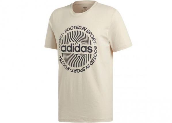 Miesten t-paita Adidas CRCLD GRFX T M EI4611 TC-188067