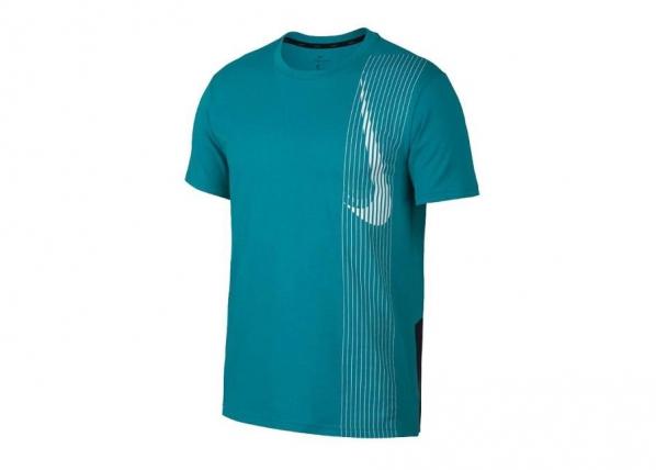 621f6bbf22c Meeste T-särk treeninguks Nike Dry Top SS LV M AQ0443-366 TC-188104 ...