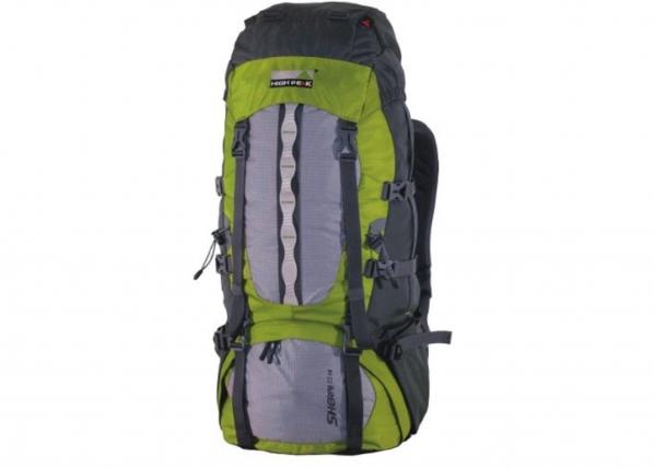Seljakott Sherpa 55+10L High Peak TC-188332