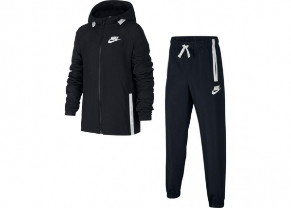 Laste dresside komplekt Nike B NSW Trk Suit Winger W 939628-010 ON-188626