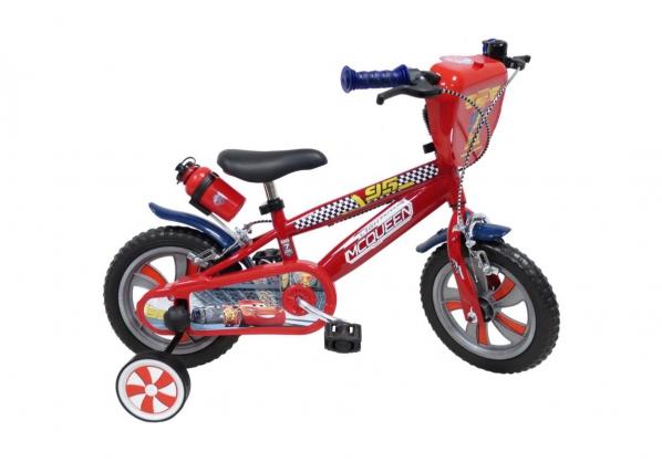 """Lasten polkupyörä Cars 12"""" TC-188957"""