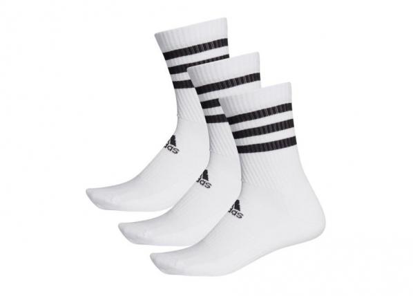 Sokid täiskasvanutele adidas 3S CSH Crew 3-pakk DZ9346 TC-189063