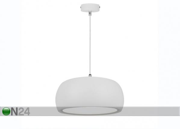 Rippvalgusti Oval LED Ø35 cm A5-189384