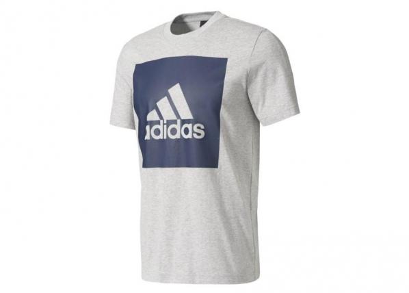 Miesten t-paita Adidas Essentials Big Box Logo Tee M S98725 TC-189612