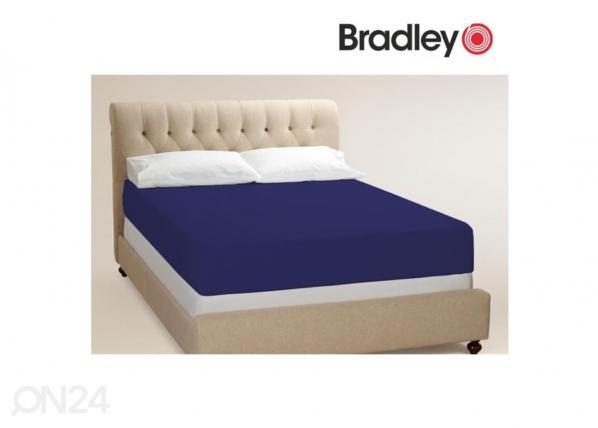 Простынь с резинкой Bradley 160x200 см BB-189737