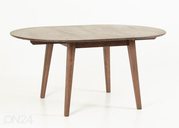 Лбеденный стол 100x110/160 cm RU-189922