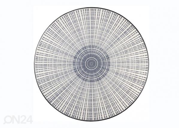 Pyöreä matto Cascara grey A5-190998