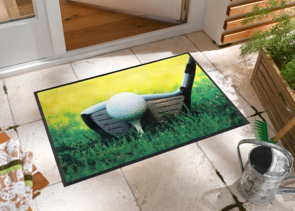 Uksematt Golf 50x75 cm A5-191002