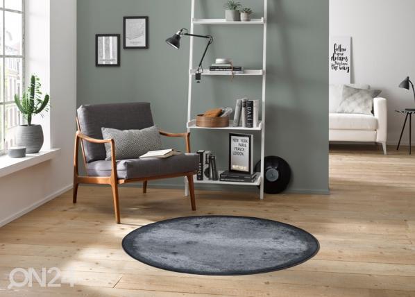 Pyöreä matto Shades of Grey A5-191025