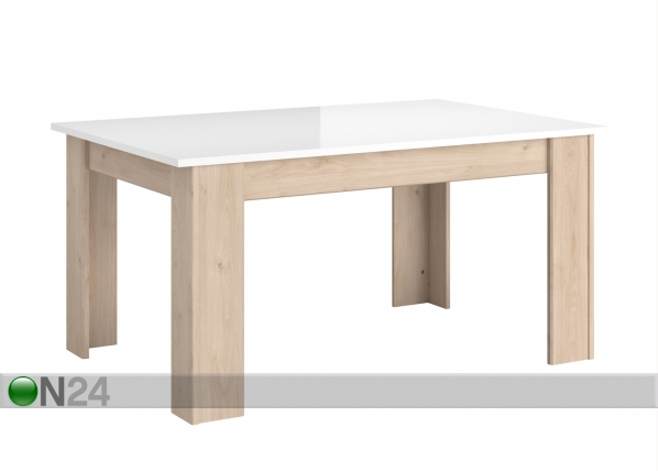 Jatkettava ruokapöytä On Air 138-173x86 cm MA-191456