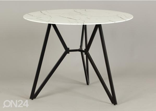 Ruokapöytä Ø 100 cm RA-191472