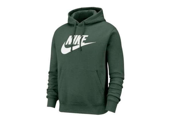 Pusa meestele Nike NSW Club Hoodie Pullover BB GX M BV2973-370 TC-192080