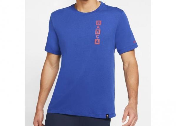 T-särk meestele Nike FC Barcelona Tee Kit Story M AQ7514-455 TC-193619