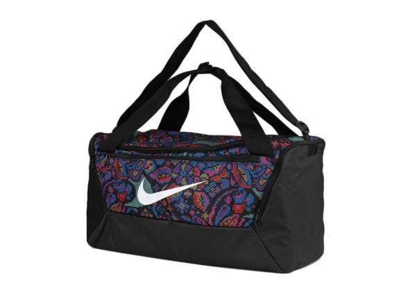 Spordikott Nike Brasilia Training Printed Duffle Bag S BA6045-010 TC-193746