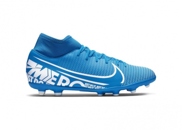 Miesten jalkapallokengät Nike Mercurial Superfly 7 Club FG/MG M AT7949-414 TC-193832