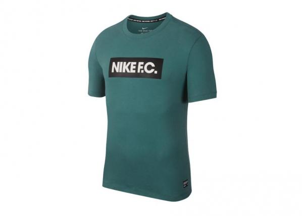 Treeningsärk meestele Nike F.C. Dry Tee Seasonal Block M AQ8007-362 TC-194169
