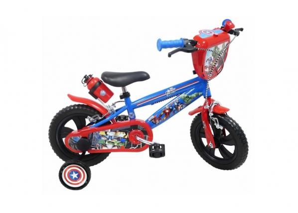 """Lasten polkupyörä Avengers 2142 12"""" TC-196501"""
