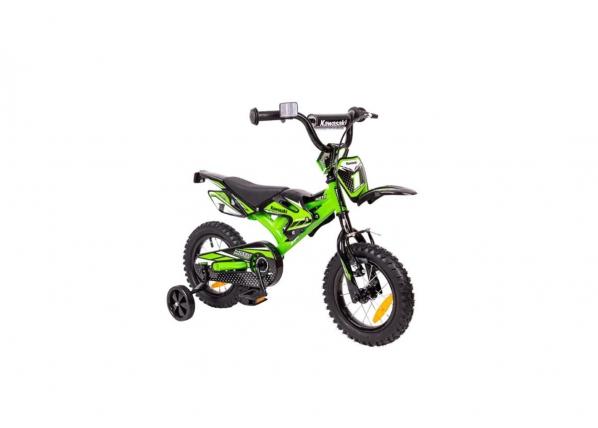 """Lasten polkupyörä Kawasaki Kasaii 12"""""""