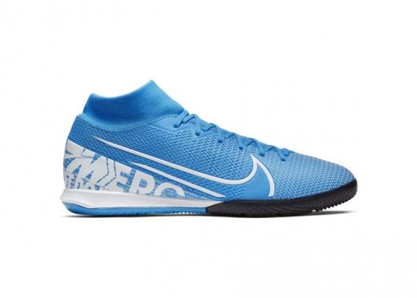 Miesten jalkapallokengät Nike Mercurial Superfly 7 Academy IC M AT7975 414 siniset TC-197728