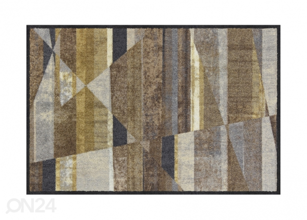 Matto Inclined Stripes glamour 50x75 cm A5-200847