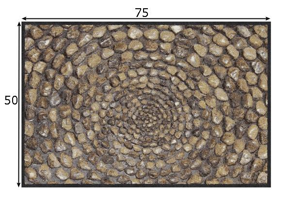 Ovimatto Stone Ring 50x75 cm A5-200861