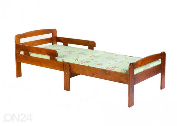 Jatkettava lastensänky Kiku 75x100+42+42 cm VF-202292