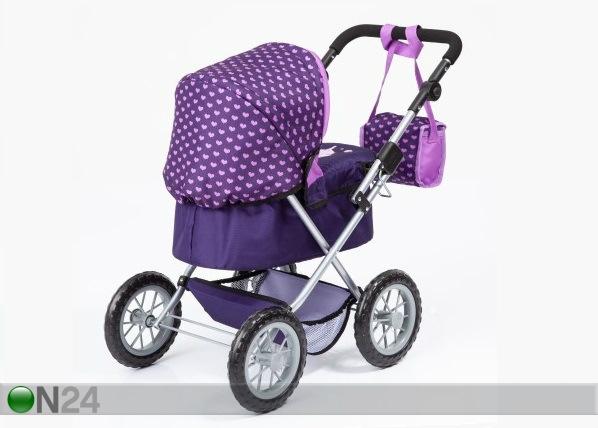 Nukenvaunut Trendy violetti UP-202714