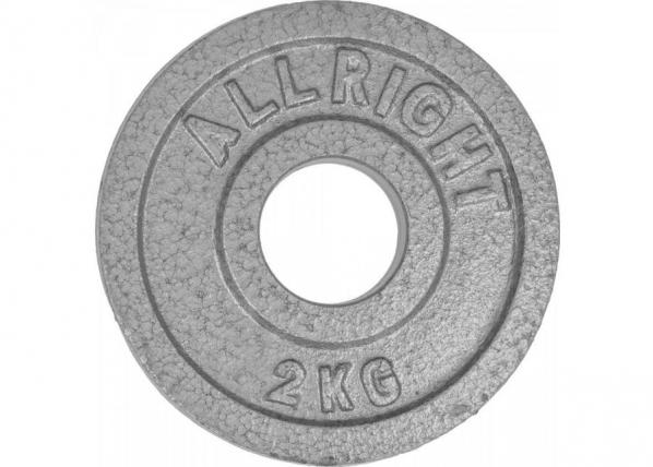 Levypaino Allright Hammertone 2 kg TC-203135