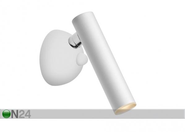Seinavalgusti Loya White LED A5-203230