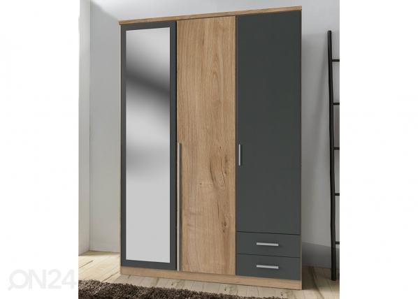 Шкаф платяной Eifel 135 cm SM-203743