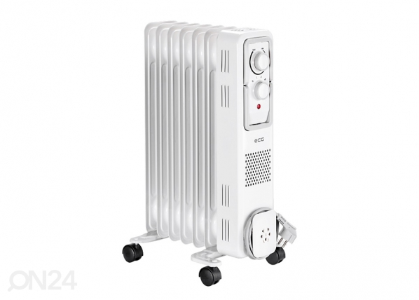 Õliradiaator ECG 1500 W EL-203838
